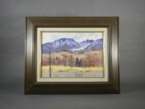 小川博の風景画