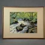 東京 町田市で宮田三郎・宮田三郎の木版画を買い取らせて頂きました
