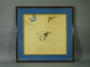 東京都 立川市で日本画(木村武山と武藤弧舟)をお譲り頂きました