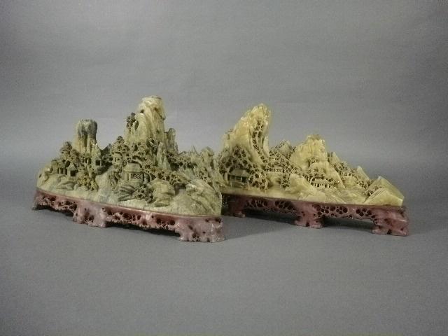 埼玉県 越谷市で寿山石の置物や九谷焼の獅子置物などを引き取らせて頂きました