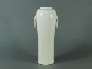 徳化窯白磁花瓶