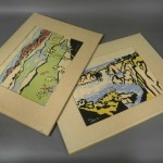 東京都 世田谷区で木版画(宮田三郎)を引き取らせて頂きました