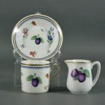 埼玉県 和光市で西洋陶磁器(リチャードジノリ)やボヘミア(チェコ)ガラス花瓶などをお譲り頂きました