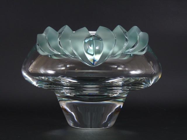 東京都 新宿区でラリック(LALIQUE)やスワロフスキー(SWAROVSKI)のガラス工芸品などを買取りました