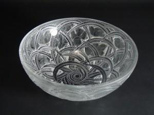 ラリック(LALIQUE) ガラス鉢