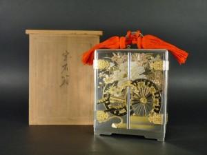 銀製 宝石箱
