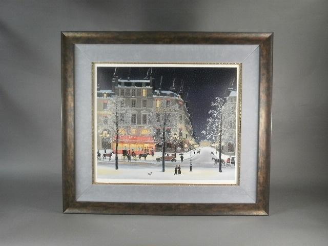 埼玉県 さいたま市中央区で「ミッシェル・ドラクロワ」の作品をお譲り頂きました