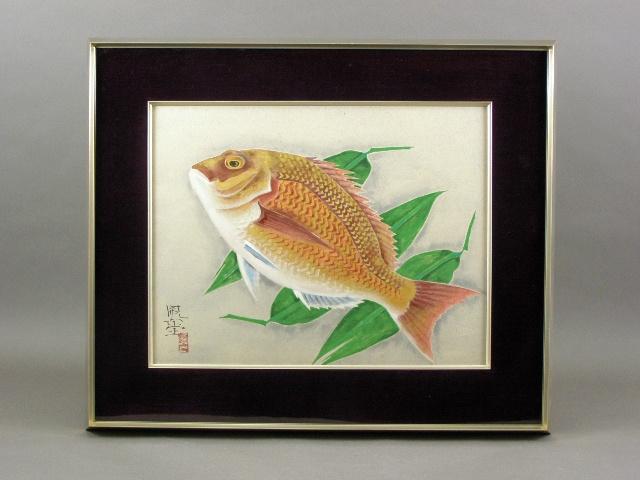 埼玉県 春日部市で「富取風堂」や「折本美祢子」の作品を買い取らせて頂きました