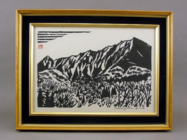埼玉県 加須市で「長谷川富三郎」や「坂本好一」の作品をお譲り頂きました