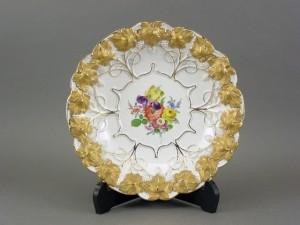 マイセン 飾り皿