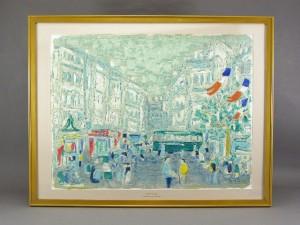東京都 品川区で「アンドレ コタボ」や「アンドレ ブラジリエ」の作品をお譲り頂きました