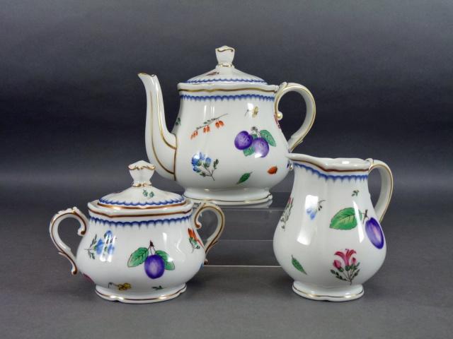 東京都 西東京市で西洋陶磁器の大花瓶や「リチャード ジノリ」の茶器を買取らせて頂きました