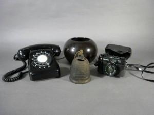 黒電話 カメラ等
