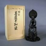 長野県 諏訪のお客様から宅配買取で仏像をお譲り頂きました