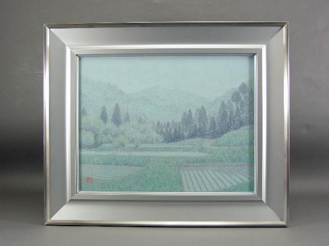 東京都 杉並区で「扇敏之」や「平山英樹」の日本画を買い取らせて頂きました