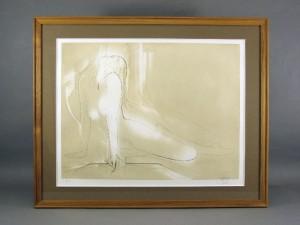 バラディエ 裸婦