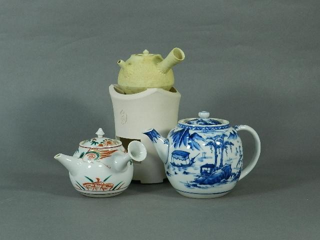 埼玉県 鴻巣市で茶道具(煎茶器)を買い受けさせて頂きました