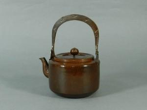 銅製 薬缶