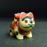 東京都 北区で本象牙の犬型の置物(根付)や彫金細工や珊瑚(サンゴ)の髪飾をお譲り頂きました