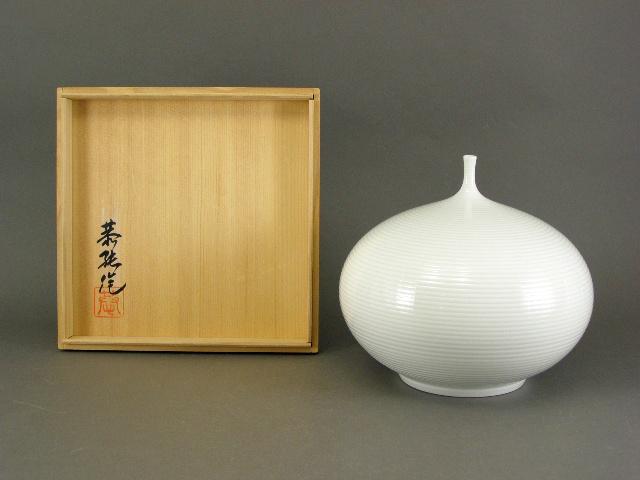 埼玉県 川口市で「中尾恭純」や「館林源右衛門(窯)」の作品を買取らせて頂きました