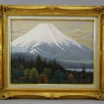 東京都 目黒区で「成田禎介」や「中原脩(中川脩)」の作品をお譲り頂きました