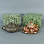 東京都 八王子市で中国茶器や茶道具を買い受けさせて頂きました
