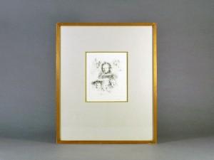 レンブラント 銅版画