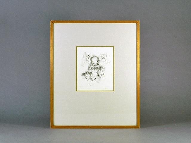 埼玉県 坂戸市で「レンブラント」や「小磯良平」の作品を買取らせて頂きました