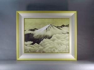 横山大観 富嶽