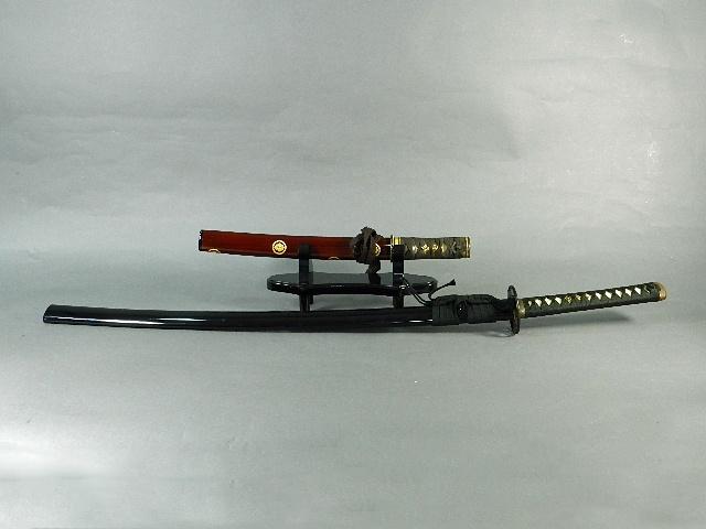 埼玉県 志木市で模造刀や掛け軸を買い受けさせて頂きました