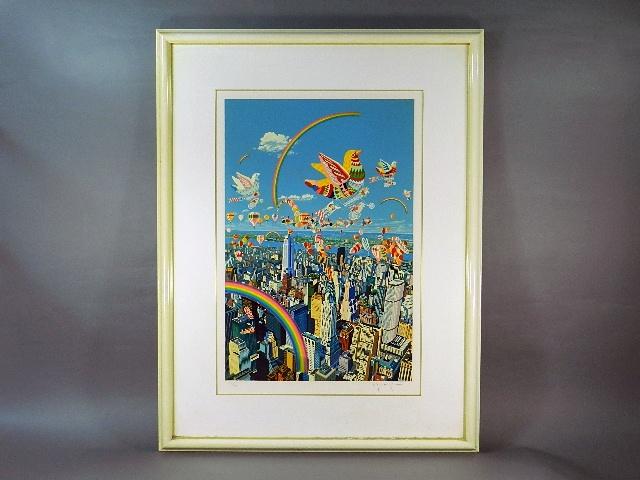 神奈川県 横浜市で「ヒロ・ヤマガタ」作品を買い取らせて頂きました