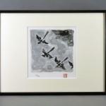東京都 狛江市で「東山魁夷」や「奥山儀八郎」の作品をお譲り頂きました