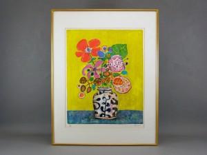 東京都 稲城市で「ポール・アイズピリ」や「デイル・ターブッシュ」の作品を買い取らせて頂きました