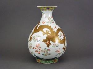 中国 大清光緒年製 花瓶
