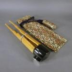 埼玉県 行田市で和楽器(鳳笙・龍笛・篳篥)をお譲り頂きました