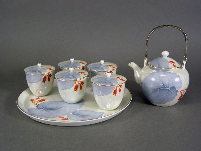 千葉県 市川市で「オールドノリタケ」の茶器をお譲り頂きました