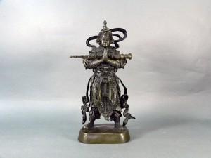埼玉県 北本市でブロンズの仏像を買い受けさせて頂きました