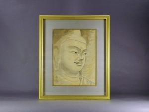 田中嘉三 仏像 日本画