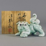 神奈川県 葉山町で「真葛(宮川)香山」や中国の仏像、「龍文堂」の鉄瓶などをお譲り頂きました