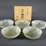 大阪府 高槻市のお客様から「石井康治」のガラス鉢を宅配買取でお譲り頂きました