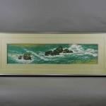 東京都 清瀬市で「東山魁夷」の工芸画や「吉川三伸」の油絵(洋画)を買い受けさせて頂きました