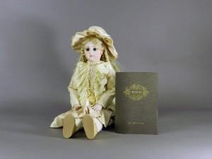 千葉県 千葉市のお客様から「エミール・ジュモー」の人形を宅配買取でお譲り頂きました