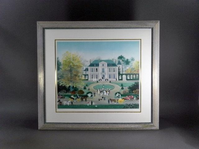 さいたま市 大宮区のお客様から「ミッシェル・ドラクロワ」の作品を宅配買取でお譲り頂きました