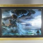 千葉県 市川市で「デイル・ターブッシュ」の作品をお譲り頂きました