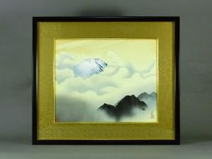 横山大観 富士