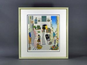 さいたま市 見沼区のお客様から「トーマス・マックナイト」の作品を持込で買い受けさせて頂きました
