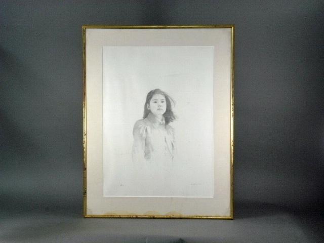 東京都 板橋区のお客様から「藤井勉」や「山田茂人」の作品をお譲り頂きました