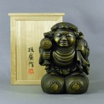 東京都 台東区で「澤田政廣」や「金森映井智」のブロンズ像をお譲り頂きました