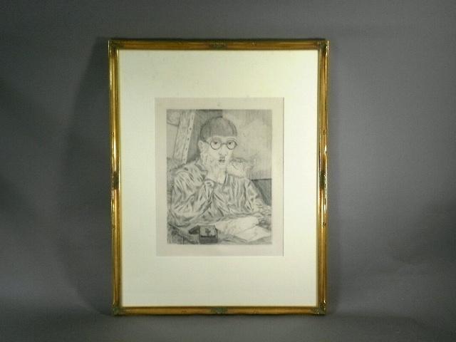 神奈川県 平塚市で「藤田嗣司」や「ジャン・フランソワ・ミレー」の作品を買い取らせて頂きました