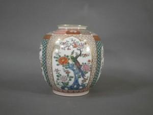 伊万里 花瓶